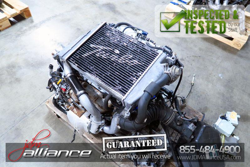 Details about JDM Nissan SR20VET 2 0L DOHC Turbo NEO VVL Engine Auto Trans  X-Trail GT SR20
