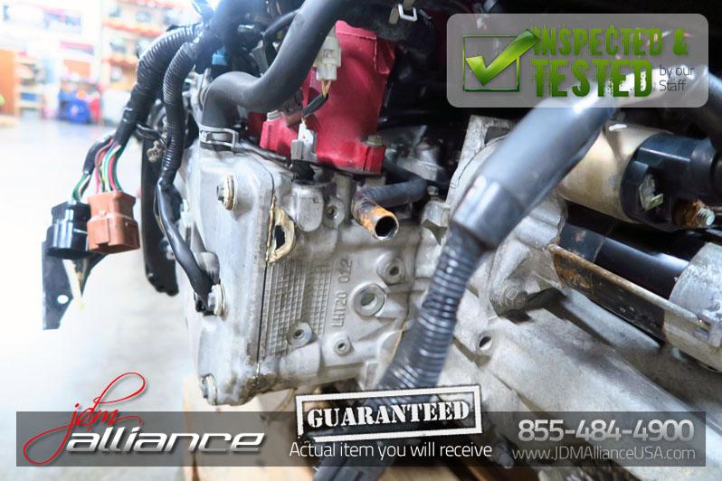 JDM 04-05 Subaru WRX STi EJ207 2 0L AVCS V8 Turbo Engine
